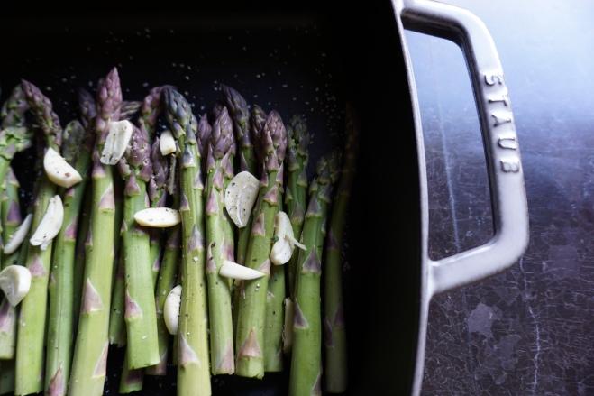 Staub Asparagus