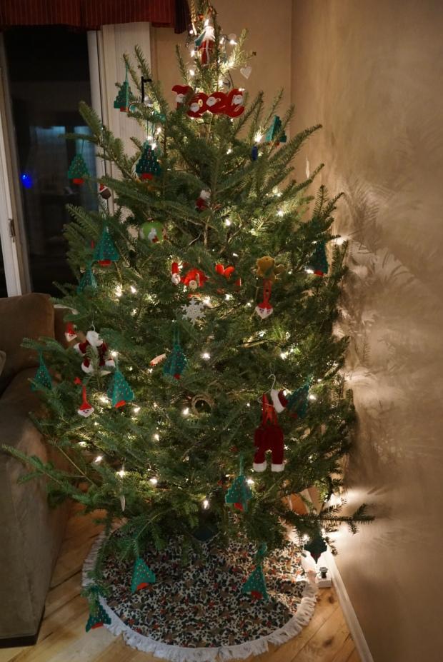 Carlos Christmas Tree